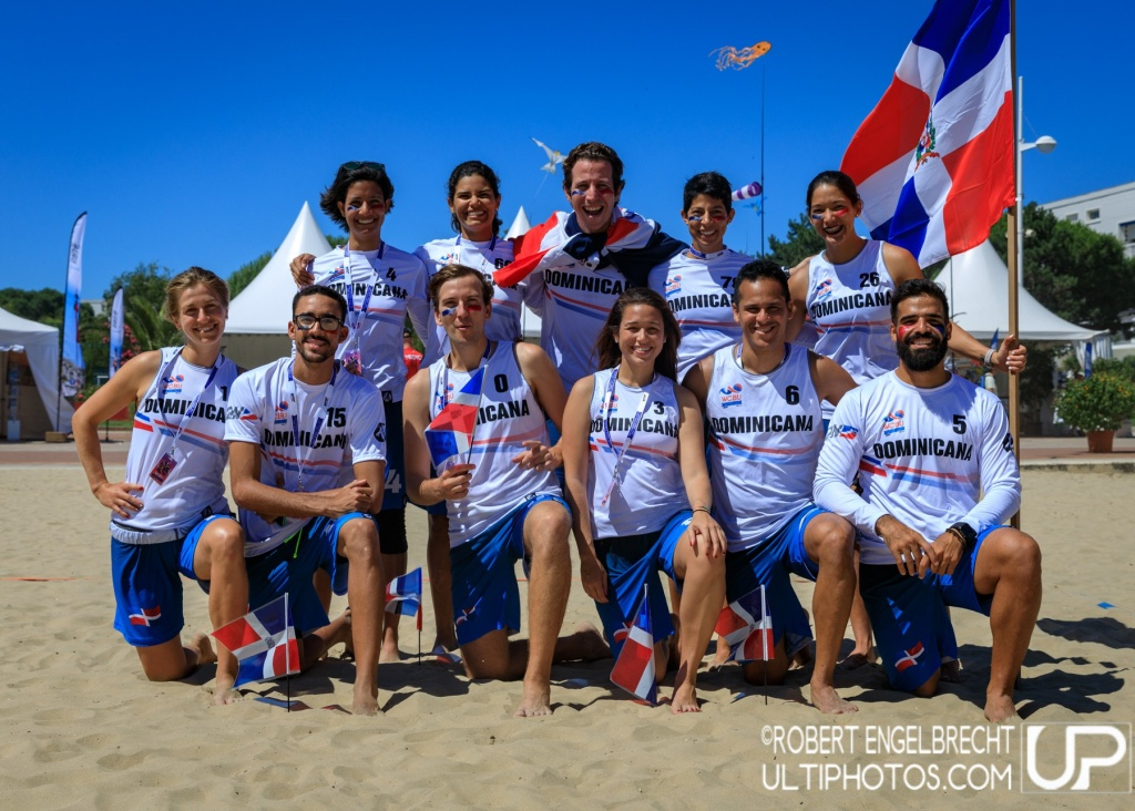 Team picture of Dominican Republic Mixed