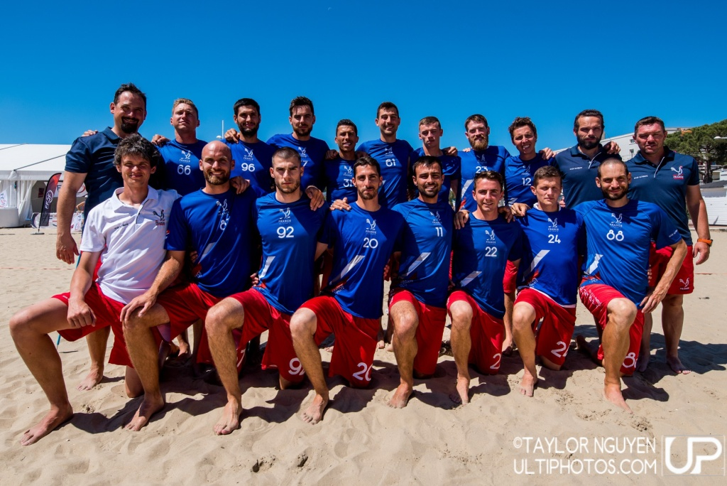 Team picture of France Men