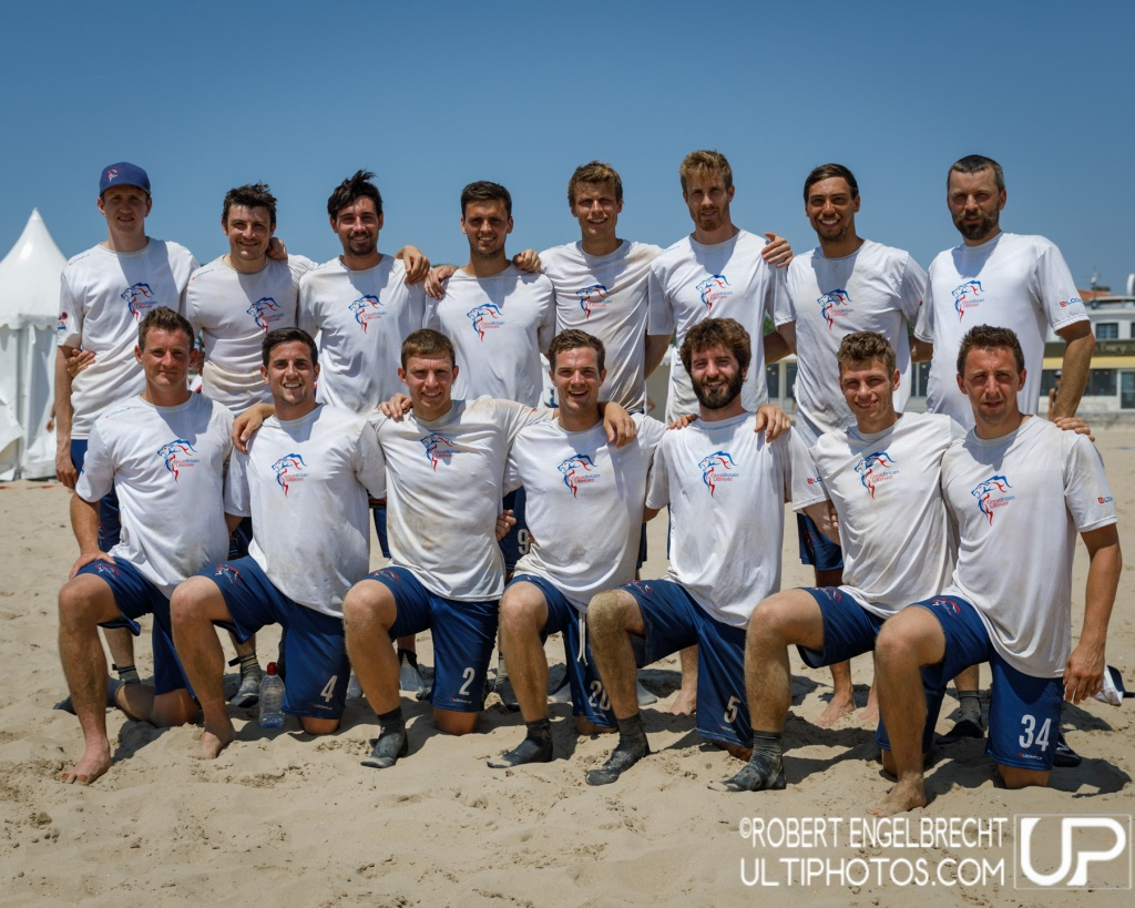 Team picture of Great Britain Men