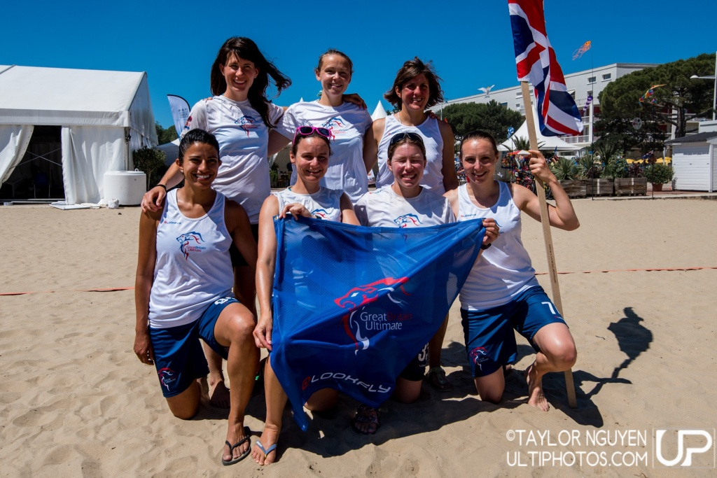 Team picture of Great Britain Master Women