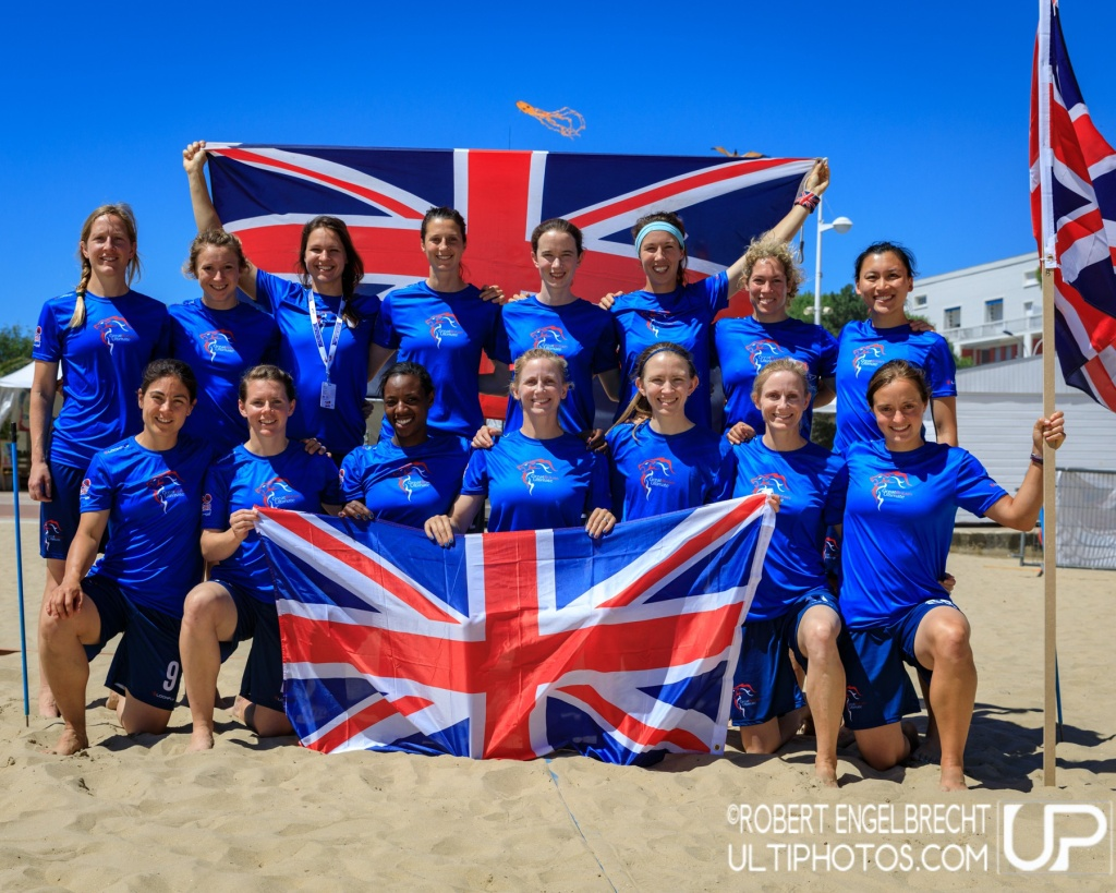 Team picture of Great Britain Women