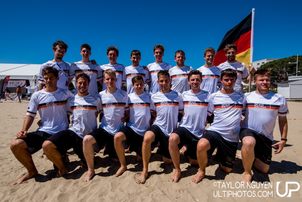 Team picture of Germany Men