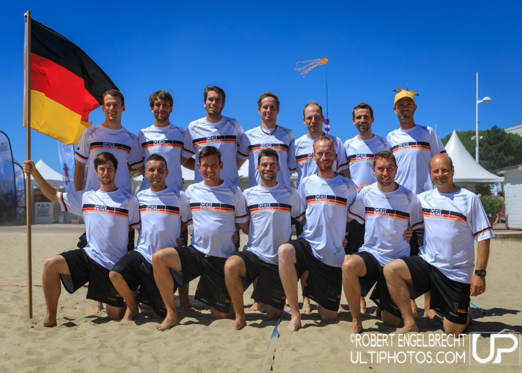 Team picture of Germany Master Men