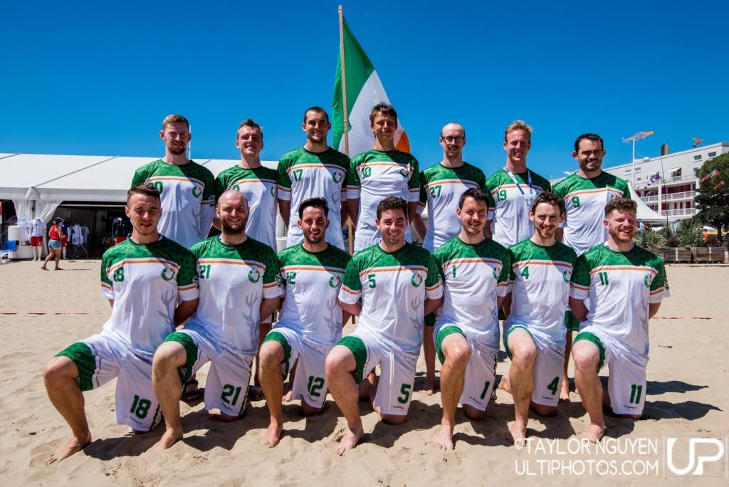 Team picture of Ireland Men