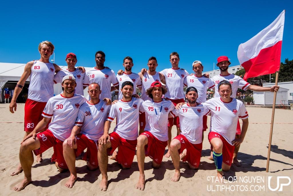 Team picture of Poland Men