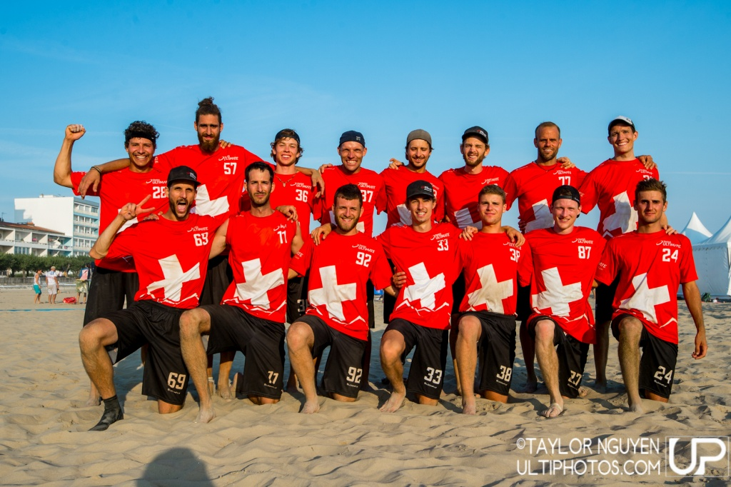 Team picture of Switzerland Men