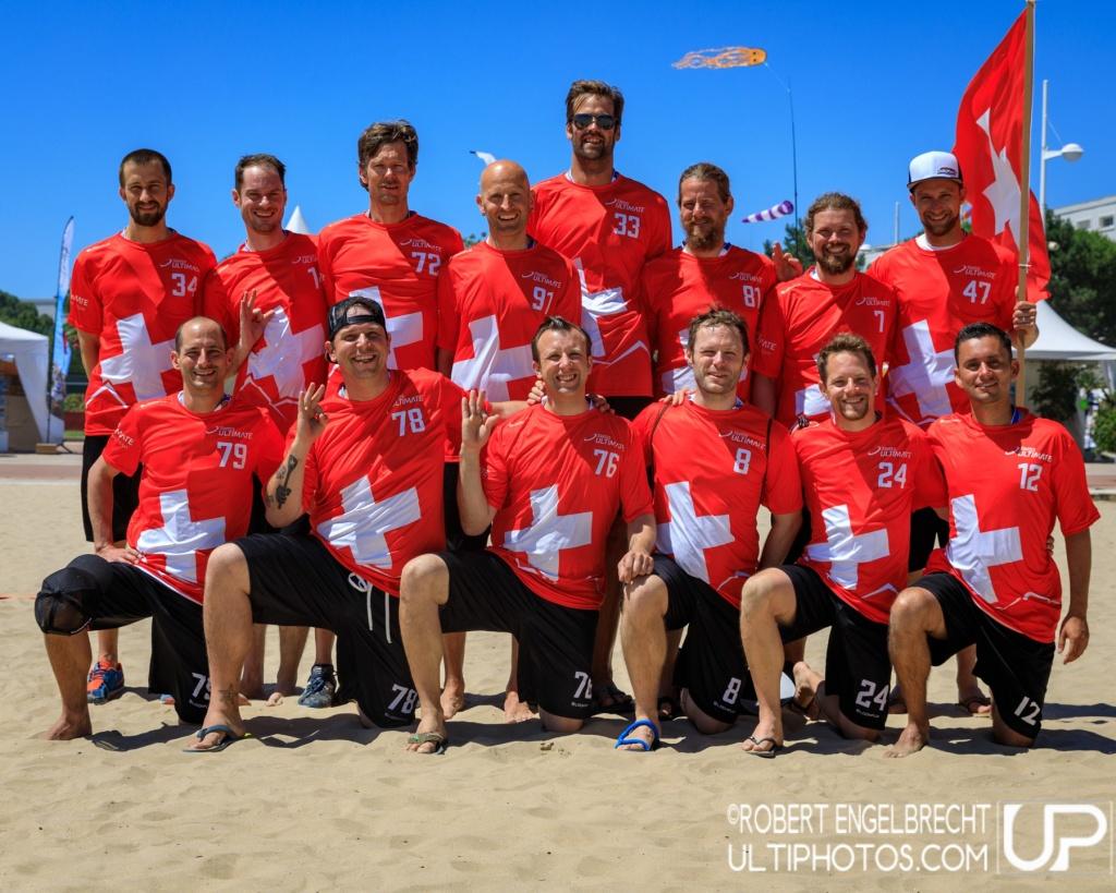 Team picture of Switzerland Master Men