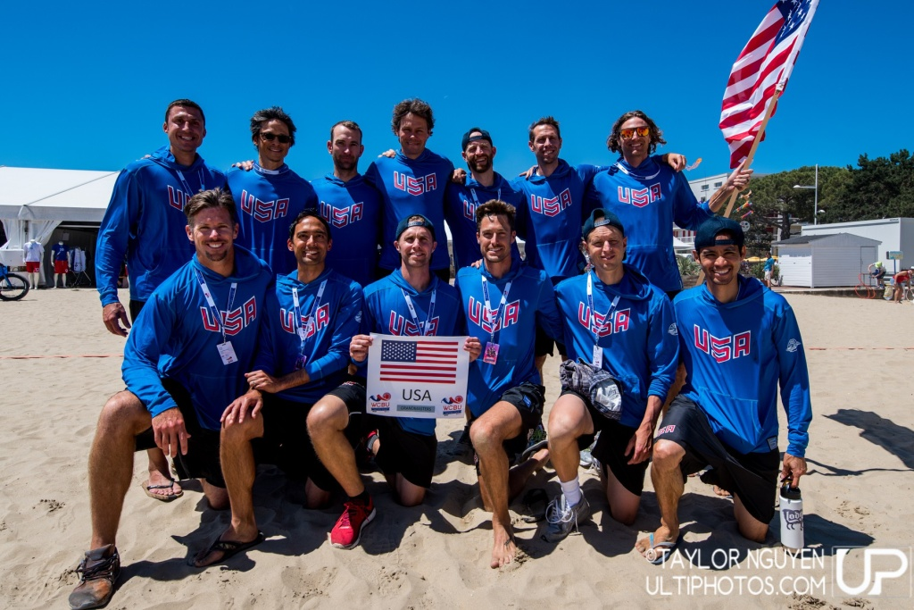 Team picture of United States of America GrandMaster Men